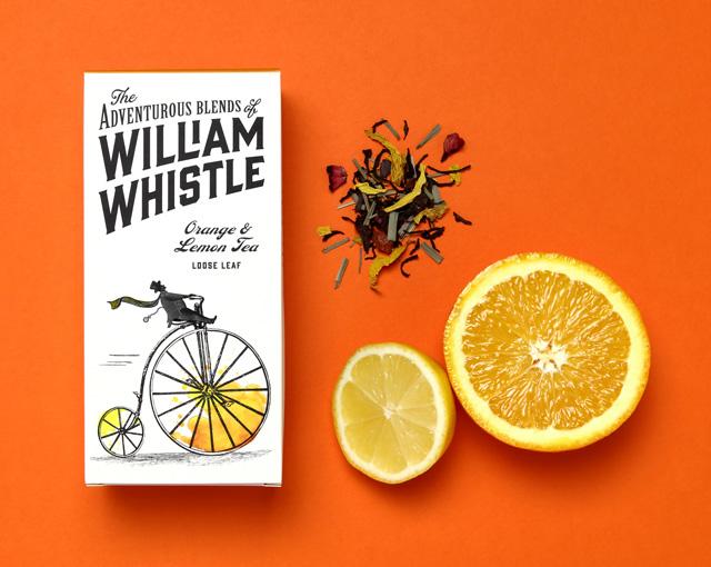 William Whistle Orange tea