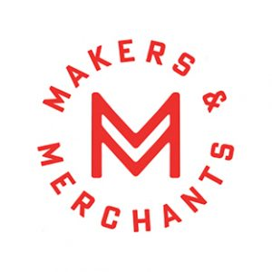 Makers and merchants logo