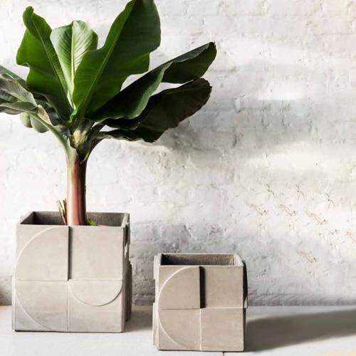 Serax - Concrete plant pots