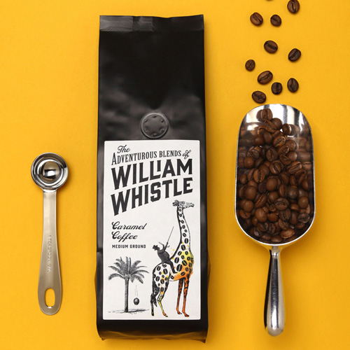 William Whistle - Coffee